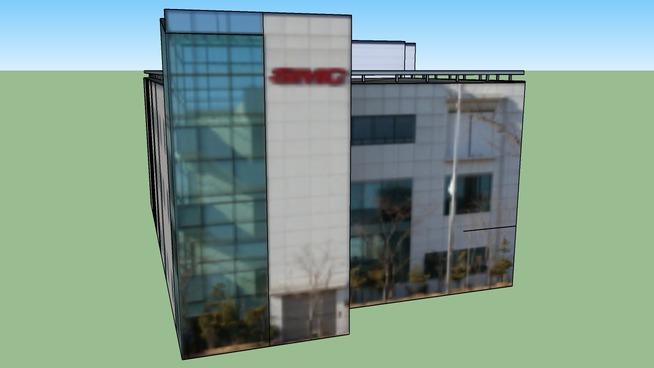 The Incheon Free Economic Zone Songdo Area - Building155
