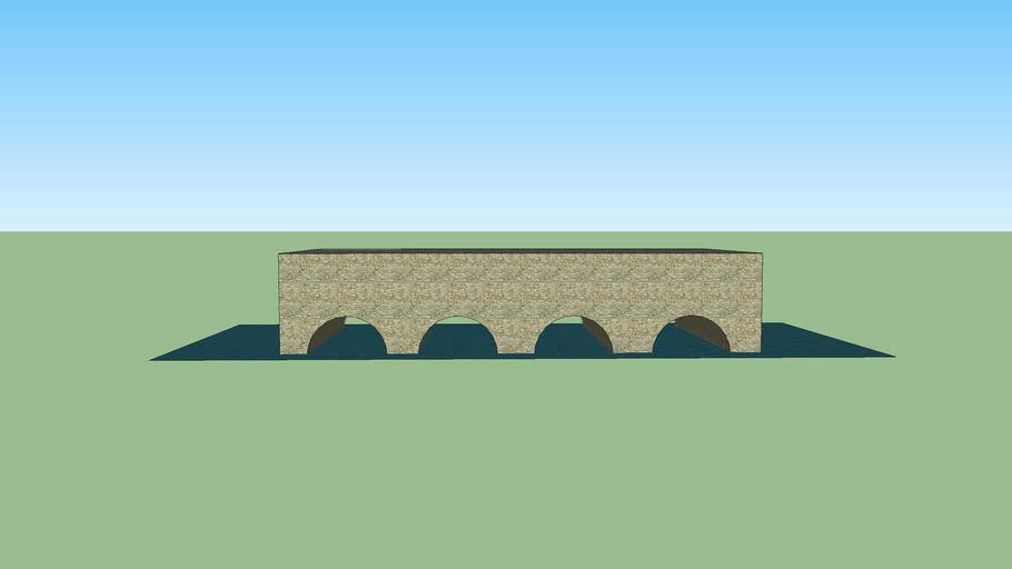 puente de arcos