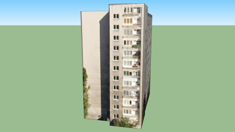 Budynek w: 00-801 Warszawa, Polska