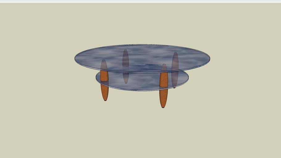 Sagai coffee table 48