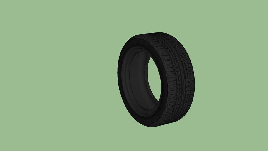 225/50R17 Tire