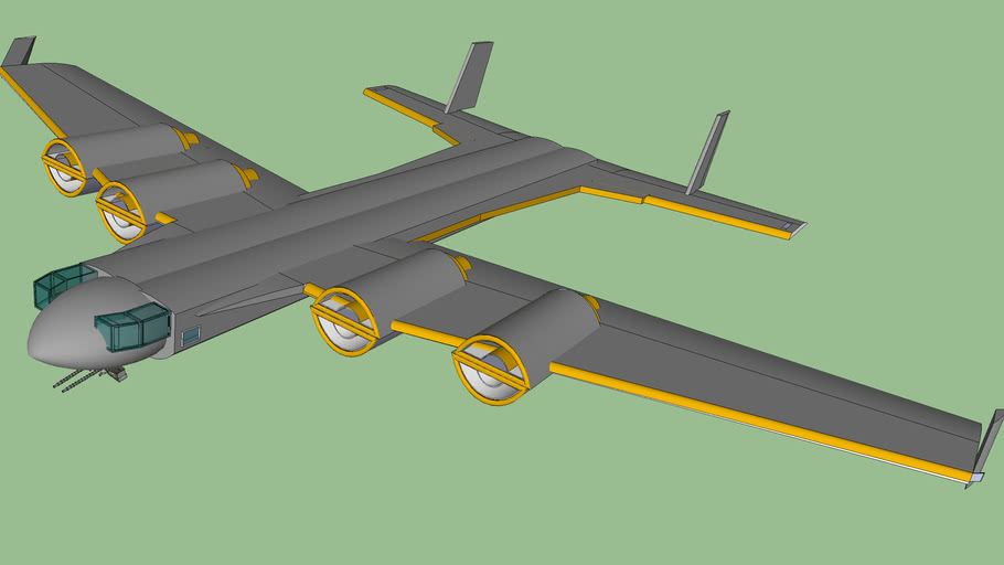 Bomber Aircraft (Concept)