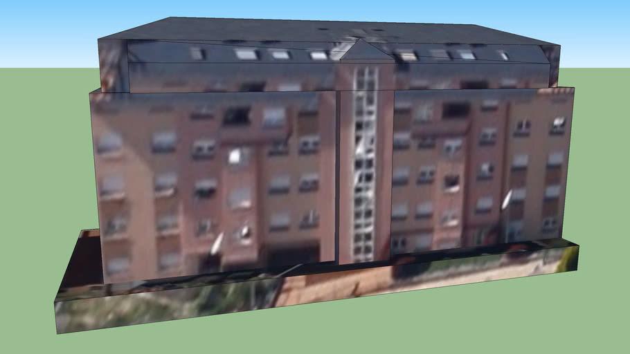 Edificio en Comarca de Lugo, España