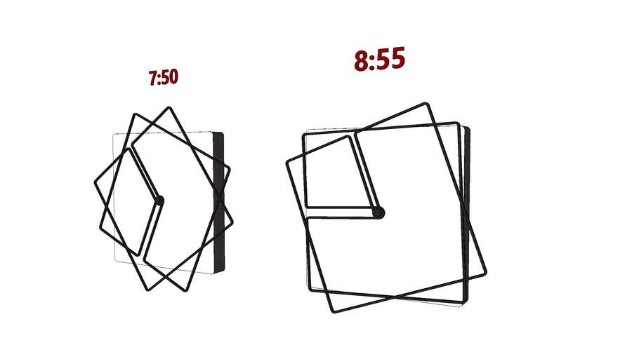 Frame clock - By Meyer
