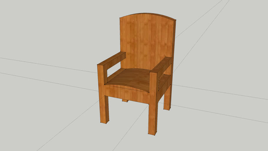 03 Textured Chair