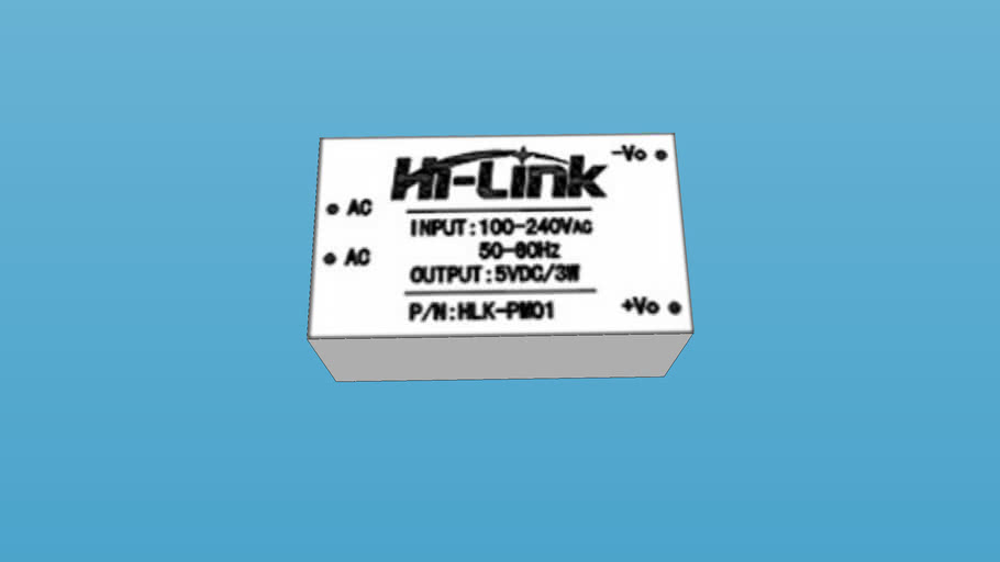 HLK-PM01