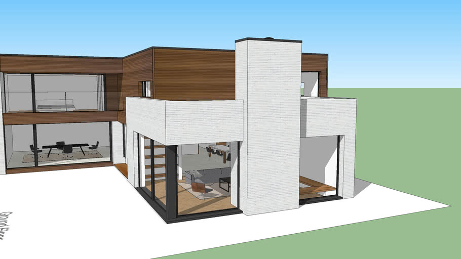 rumah masa depan