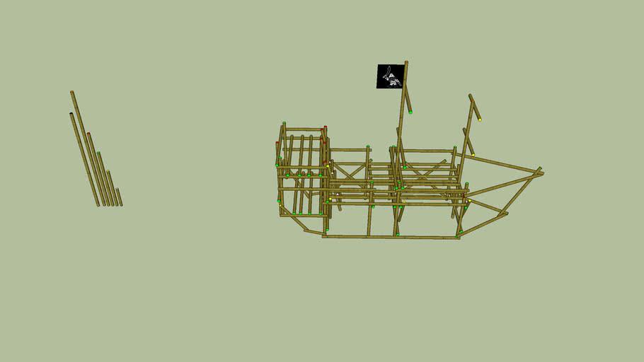 boat pioneering level 36000