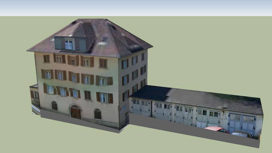 Haus Felsenhof, Wädenswil