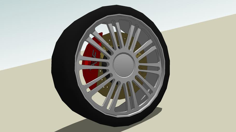 Tuning Wheel FF- Edition