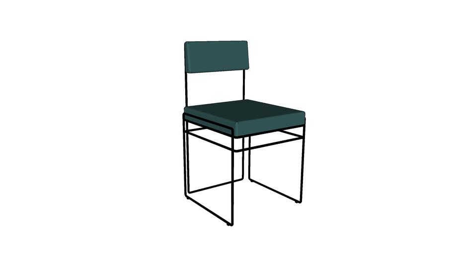 Cadeira Célia - Danilo Vale Design