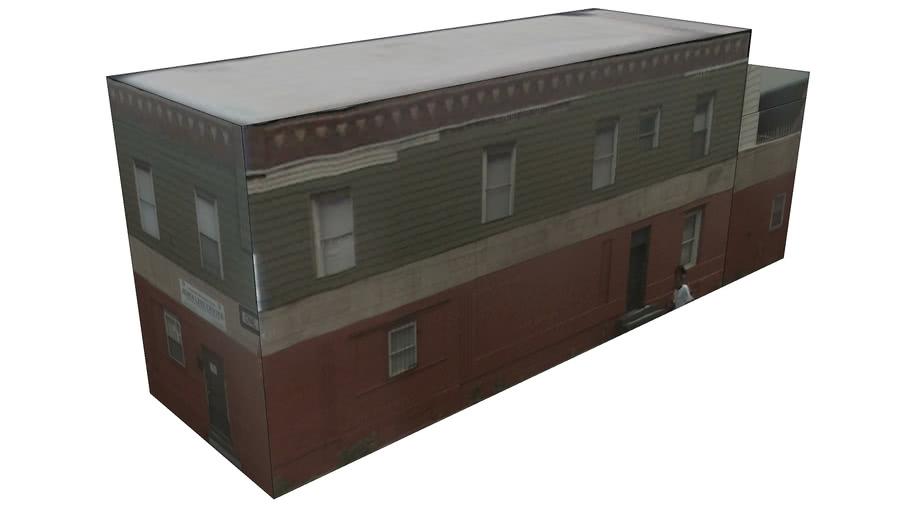 Gebäude in Philadelphia 142, PA, USA