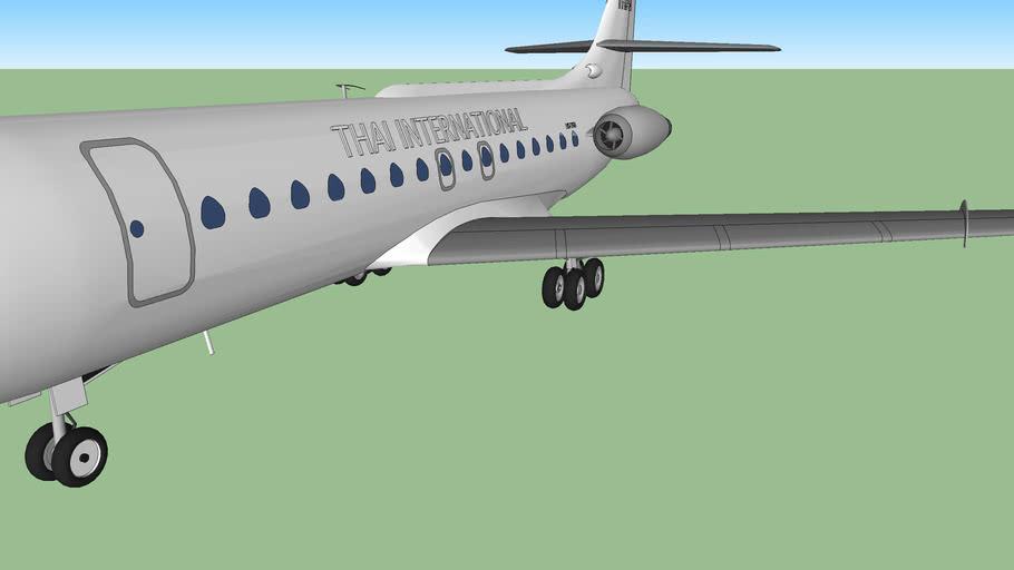 Thai Airways Sud Caravelle