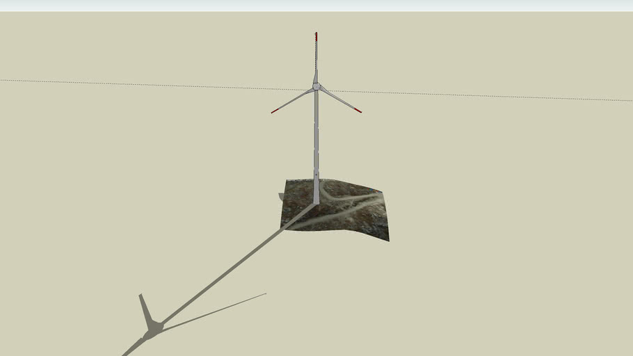 The Gries wind farm