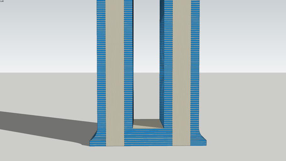Gemina tower