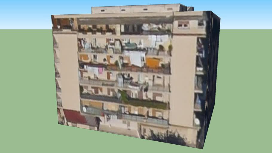 Bygning i Rom, Italien