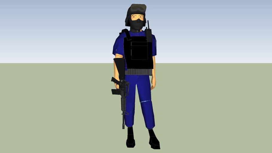 policia municipal grupo tacticas especiales y operativo de jalisco mexico seguridad publica