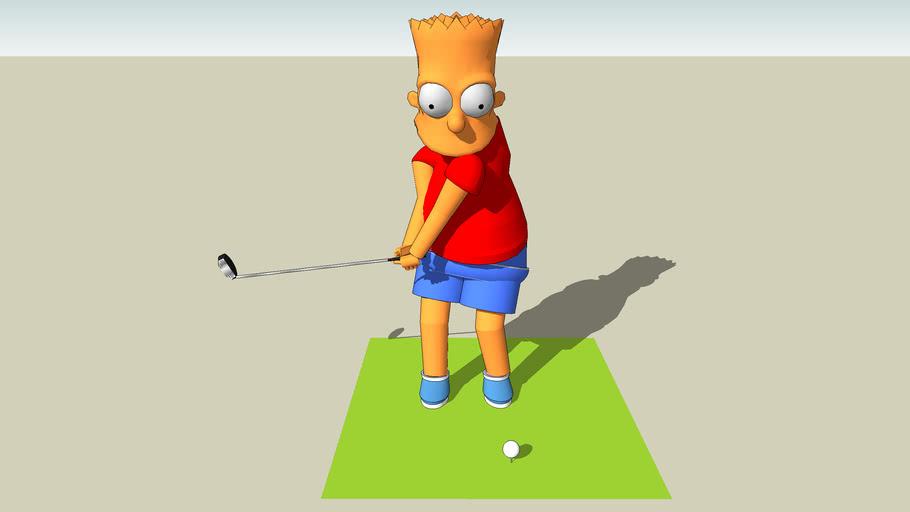Bart backswing 2