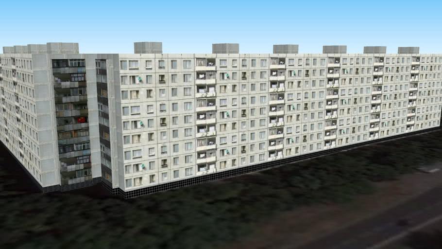 улица Молдагуловой, 15