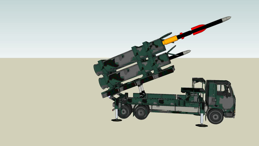 Type 88 Surface-to-Ship Missile