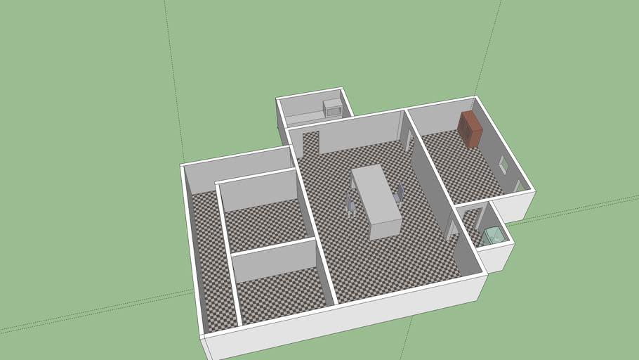 maison 1 étage