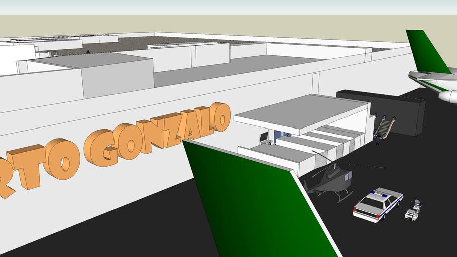 Aeropuerto Gonzalo