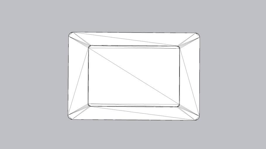 Amazon Fire 10th Gen HD8 compatible VidaMount On-wall Slim Tablet Mount