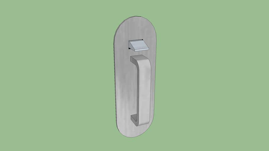 Commercial Door Lockset - Style 1