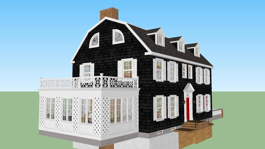 Amityville House Furnished