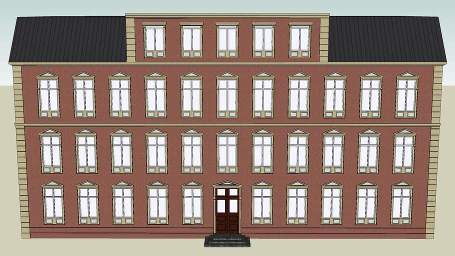 19th century apartment building