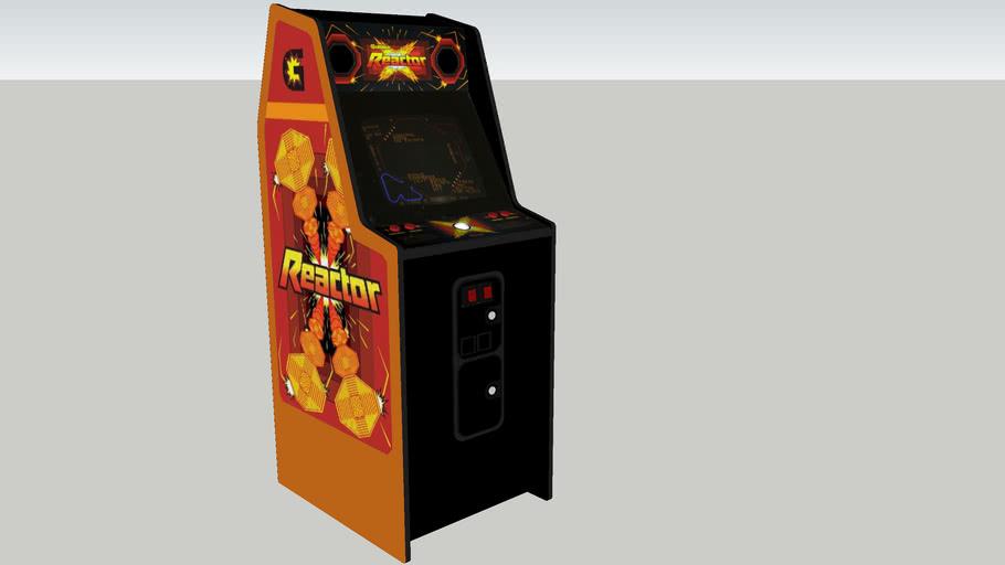 Reactor arcade game