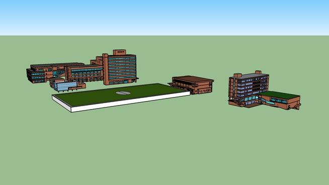 産業能率大学 湘南キャンパス