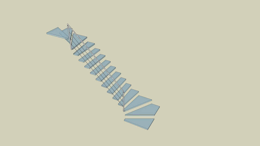 Stairs / trap