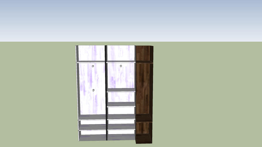 Wardrobe [open]