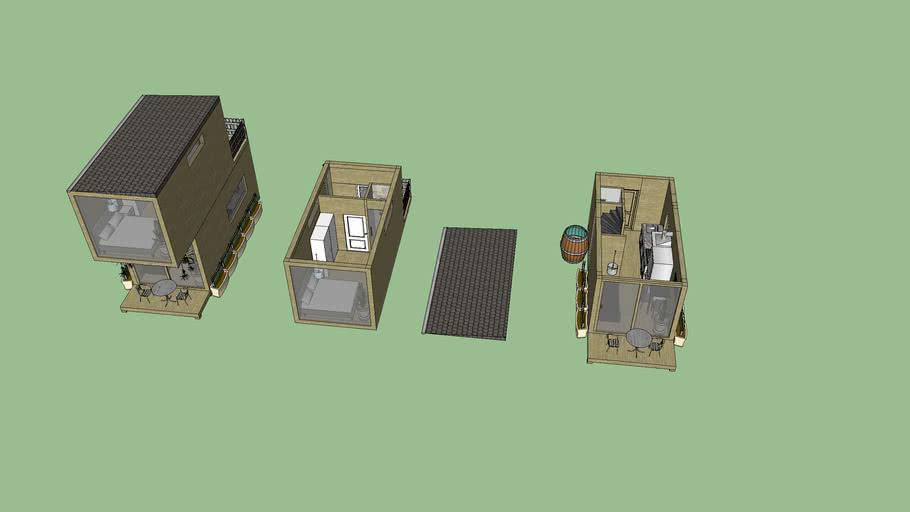 Arnoud O&O Tiny House