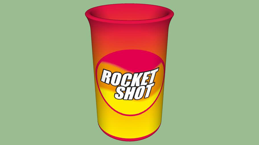 Rocketshot glass