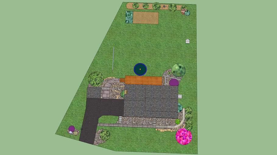 Exterior Landscape Design