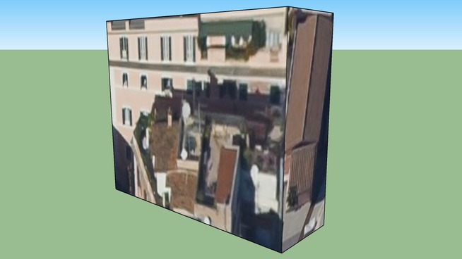 Piazza San Calisto Building 3