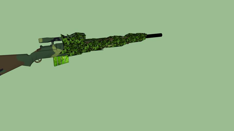 M21 Suppressed Cod4 Mw