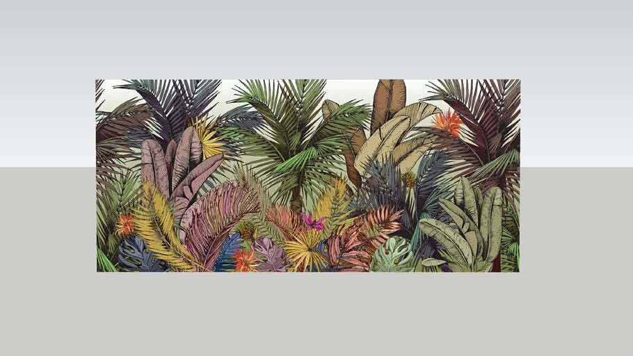 Papier peint PALM COLOR – Réf. PC6241