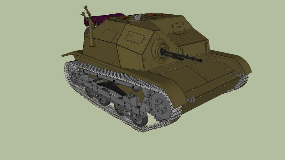Tankietka TK-S