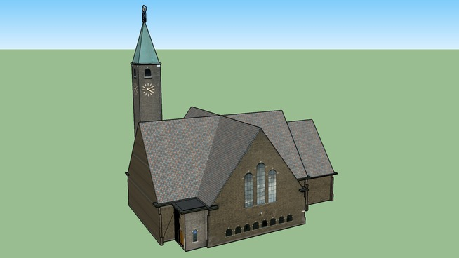 Ermelo - Nieuwe Kerk