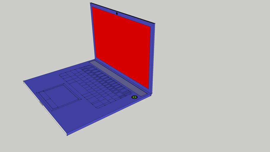 Blue MacBook Breeze