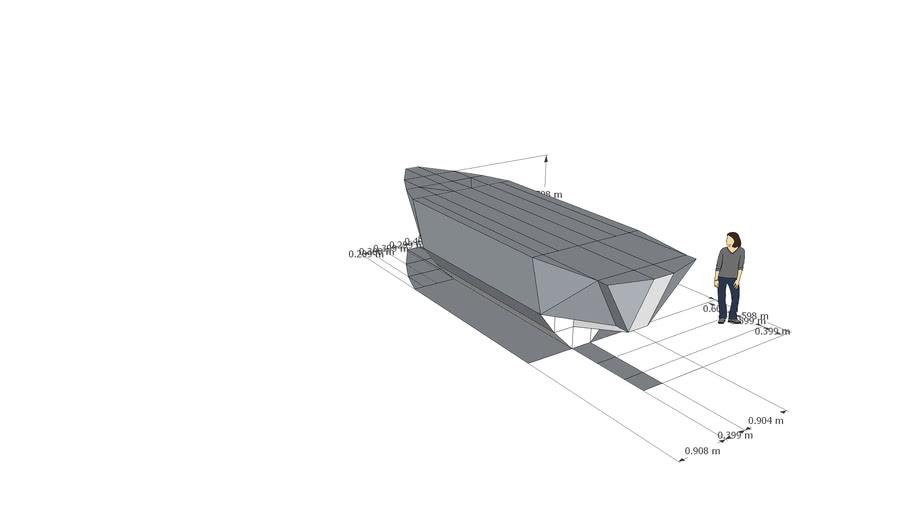 Modelo Barco Mk II