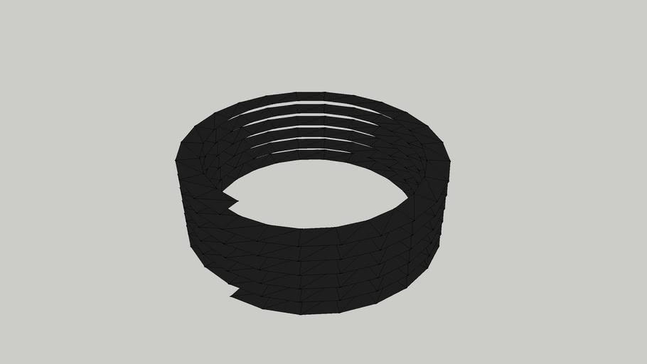 Spiral Mesh