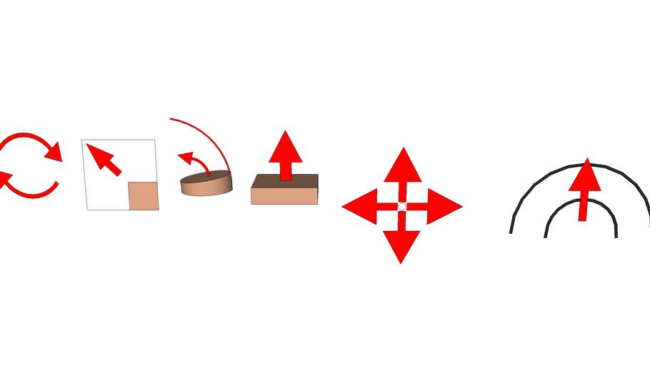 3D SketchUp Modification Tools