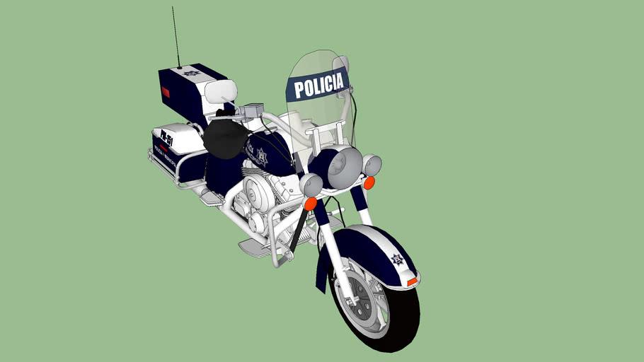 motopatrulla policia municipal