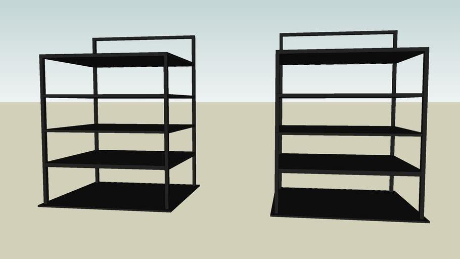 Twin Shelves