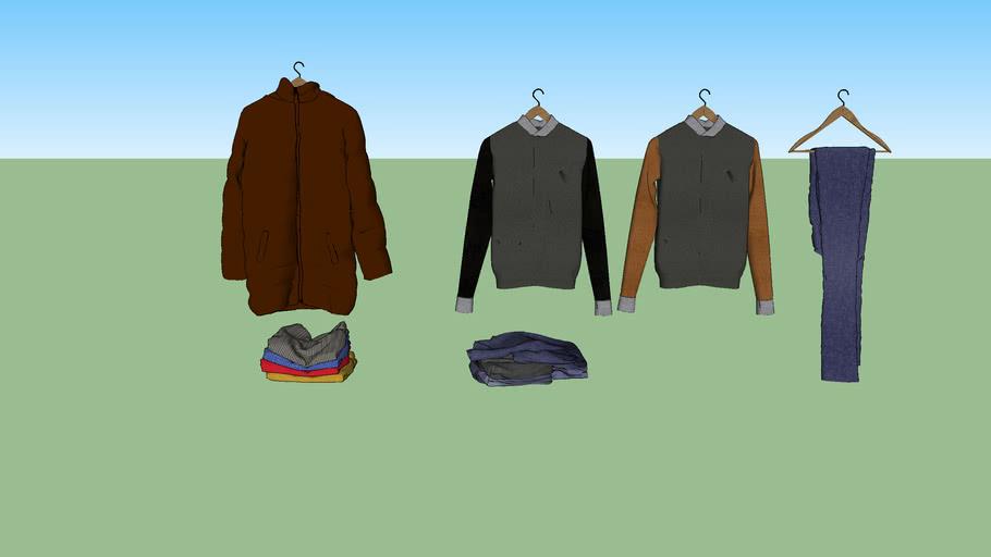 Clothes Shop Item 2