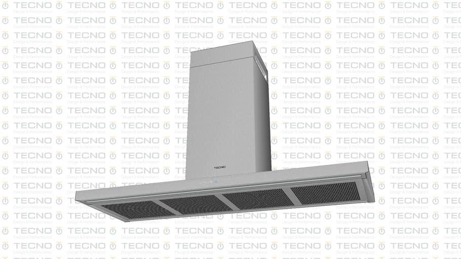 Coifa Flat de Parede TECNO Original - TCP12